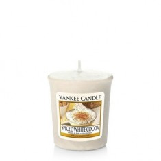Spiced White Cocoa - Yankee Candle Samplers Votive