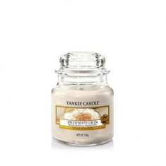 Spiced White Cocoa - Yankee Candle Small Jar