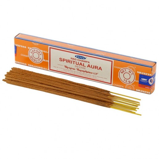 Spiritual Aura - Satya Hand rolled Incense Sticks