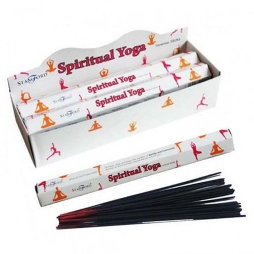 Spiritual Yoga - Stamford Incense Sticks