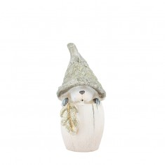 Squirrel in Acorn Gold Handmade Gift Candle