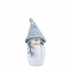 Squirrel Silver Handmade Gift Candle