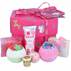 Stick With Me Hexagonal Gift Set - Bath Bomb Cosmetics