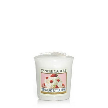 Strawberry Buttercream -Yankee Candle Samplers Votive