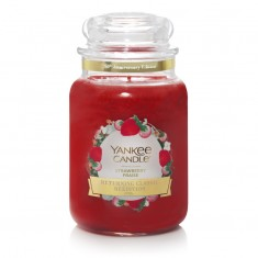Strawberry - Yankee Candle Large Jar
