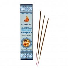 Stress Relief - Ayurvedic Masala Incense Sticks