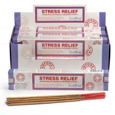 Stress Relief - Stamford Masala Incense Sticks in the box