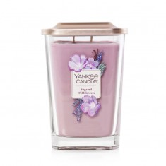 Sugared Wildflowers - 2-Wick Large Jar Elevation Collection Yankee Candles
