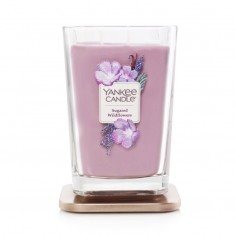 Sugared Wildflowers - 2-Wick Large Jar On Lid Elevation Collection Yankee Candles