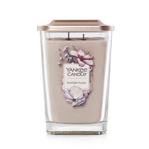 Sunlight Sands - 2-wick Large Jar Elevation Collection Yankee Candle