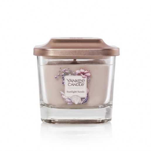 Sunlight Sands - Small Jar Elevation Collection Yankee Candle