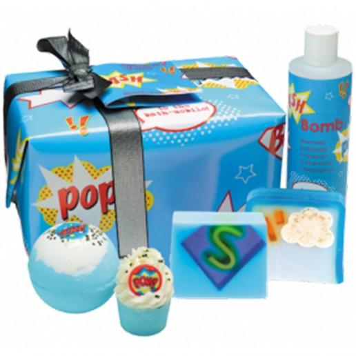 Superhero's Saviour Gift Set - Bath Bomb Cosmetics