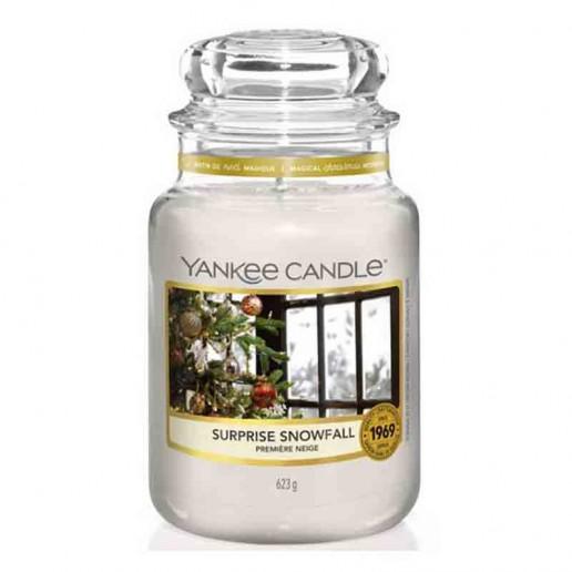 Surprise Snowfall - Yankee Candle Large Jar