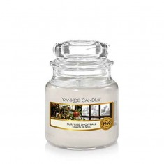 Surprise Snowfall - Yankee Candle  Small Jar