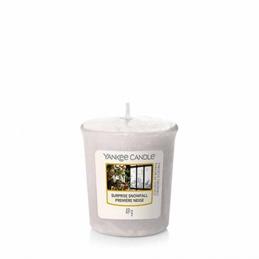 Surprise Snowfall - Yankee Candle Samplers Votive