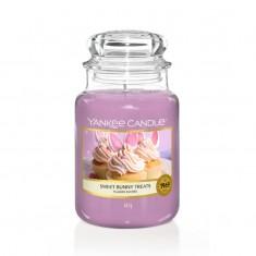 Sweet Bunny Treats - Easter 2020 Yankee Candle Large Jar