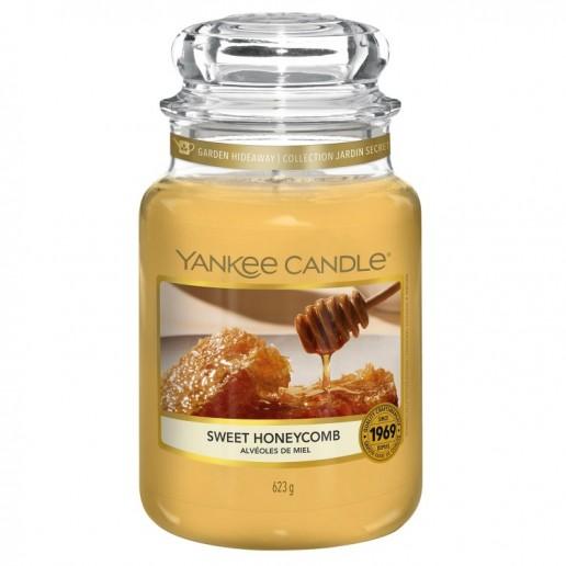 Sweet Honeycomb - Yankee Candle Large Jar