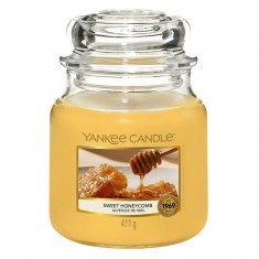 Sweet Honeycomb - Yankee Candle Medium Jar