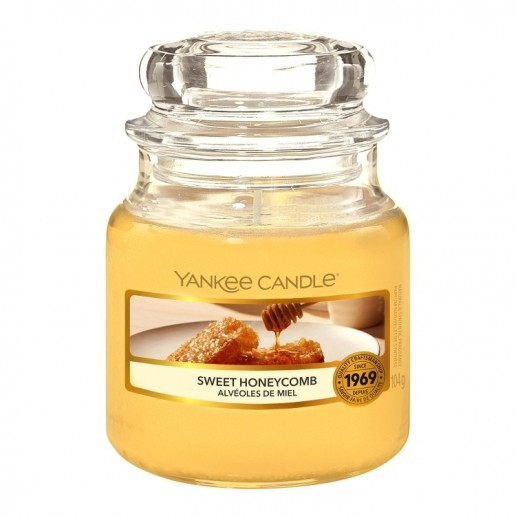 Sweet Honeycomb - Yankee Candle Small Jar