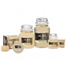 Sweet Maple Chai - Yankee Candle Large Jars Medium Jar Small Jar Wax Melts Votives Tea Lights