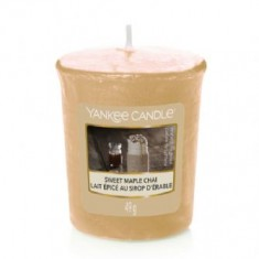 Sweet Maple Chai - Yankee Candle Samplers Votive