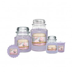 Sweet Morning Rose Yankee Candle Family