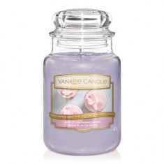 Sweet Morning Rose - Yankee Candle Large Jar