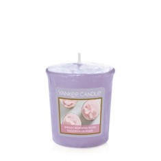 Sweet Morning Rose - Yankee Candle Samplers Votive