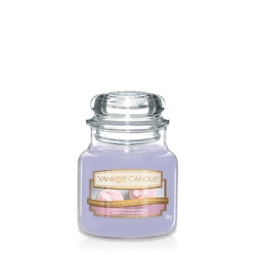Sweet Morning Rose - Yankee Candle Small Jar
