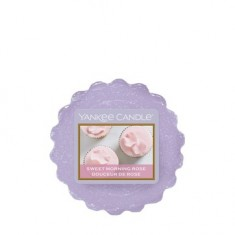 Sweet Morning Rose - Yankee Candle Wax Melt