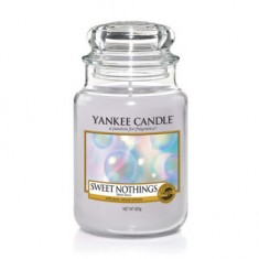 Sweet Nothings - Yankee Candle Large Jar