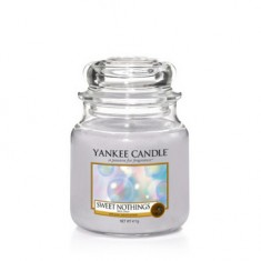 Sweet Nothings - Yankee Candle Medium Jar