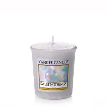 Sweet Nothings - Yankee Candle Samplers Votive