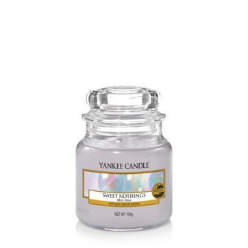 Sweet Nothings - Yankee Candle Small Jar