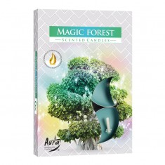 Tea Lights 6pk - Magic Forest