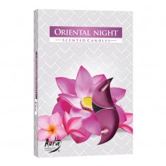 Tea Lights 6pk - Oriental Night
