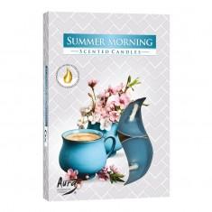 Tea Lights 6pk - Summer Morning