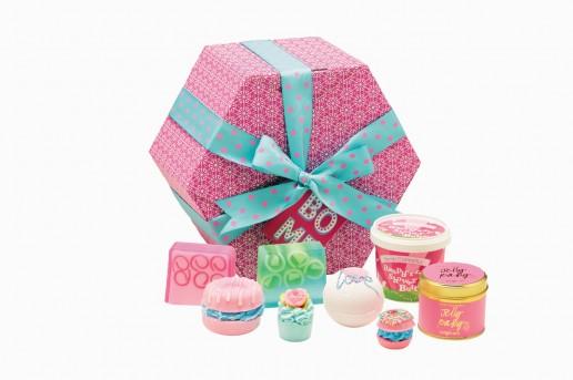 The Bomb Gift Set - Bath Bomb Cosmetics