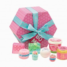 The Bomb Gift Set - Bath Bomb Cosmetics
