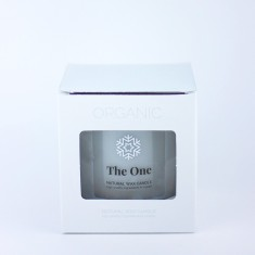 The One - Scented Candle in Glass box