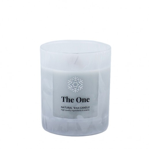 The One - Scented Candle in Glass