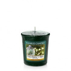 The Perfect Tree - Yankee Candle Samplers Votive