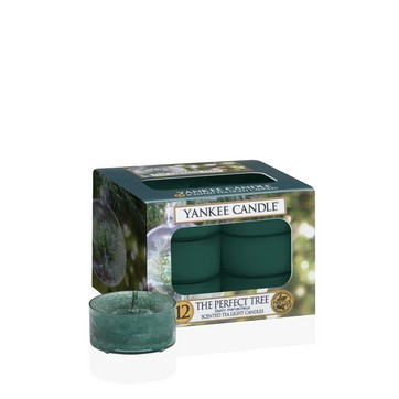 The Perfect Tree - Yankee Candle Tea Lights