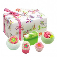 Three Little Birds Gift Set - Bath Bomb Cosmetics