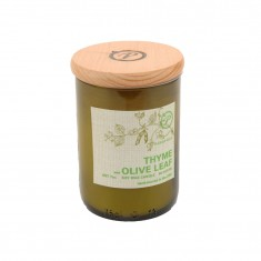 Thyme & Olive Leaf - Eco Green Paddywax Candle