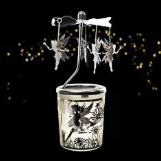 Tinkerbell - Spinning Tea Light Candle Holder