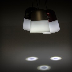 LED Bag Light - Gold