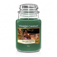 Tree Farm Festival - Yankee Candle Large Jar