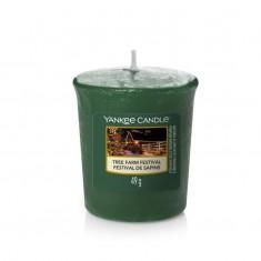 Tree Farm Festival - Yankee Candle Samplers Votive