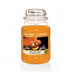 Trick Or Treat - Halloween Yankee Candle Large Jar